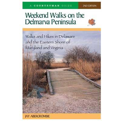 photo: Countryman Press Weekend Walks on the Delmarva Peninsula us northeast guidebook