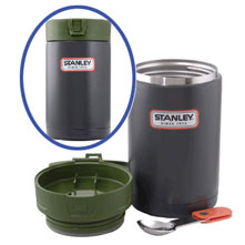 photo: Stanley Outdoor Vacuum Food Jar 20oz. thermos