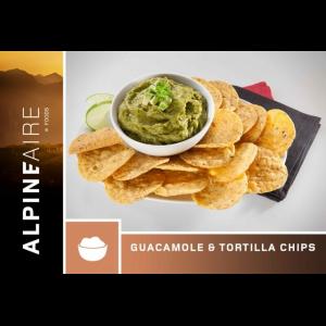 AlpineAire Foods Guacamole & Tortilla Chips