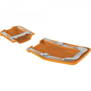 photo: Petzl Vasak/Sarken Antisnow Plates crampon accessory