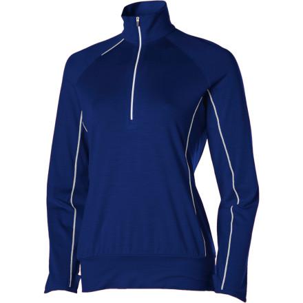 photo: Icebreaker GT Run Rush Zip Shirt long sleeve performance top