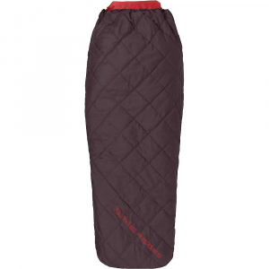 photo: Big Agnes Cross Mountain 45 warm weather synthetic sleeping bag