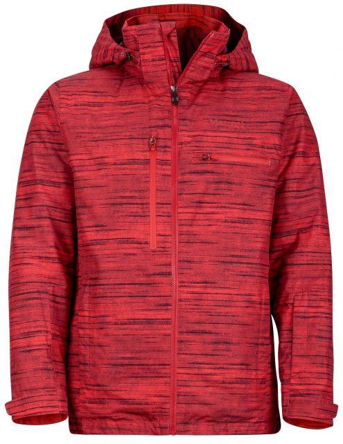 photo: Marmot Corkscrew Featherless Jacket snowsport jacket