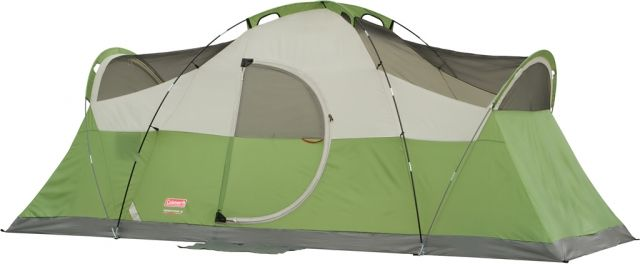 photo: Coleman Montana Tent three-season tent