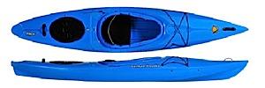 photo of a Venture Kayaks recreational kayak