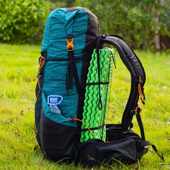 photo: 3F Gear 40L + 16 Backpack weekend pack (3,000 - 4,499 cu in)