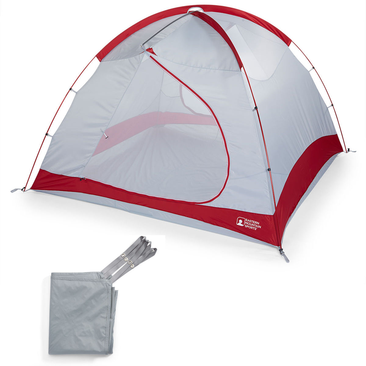 photo: EMS Big Easy 4 three-season tent