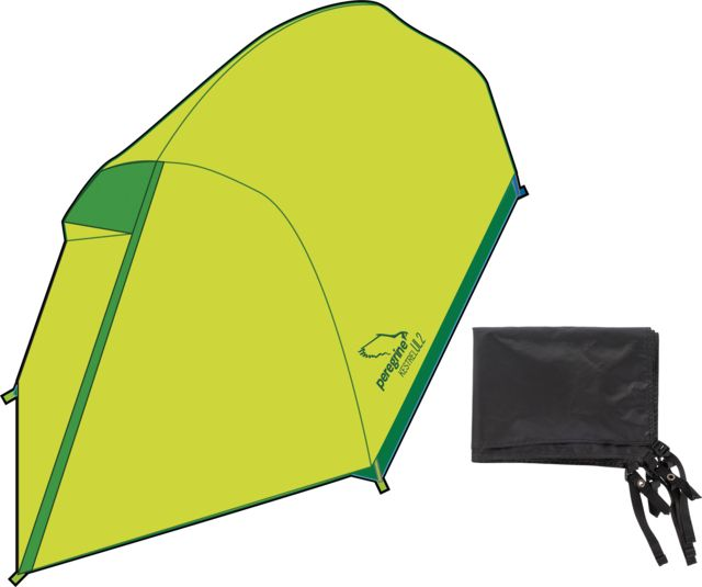 photo: Peregrine Kestrel Ultralight 2P Combo three-season tent