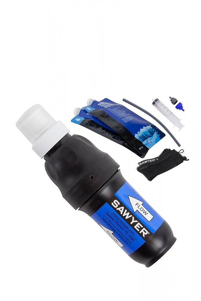 photo: Sawyer Squeeze bottle/inline water filter