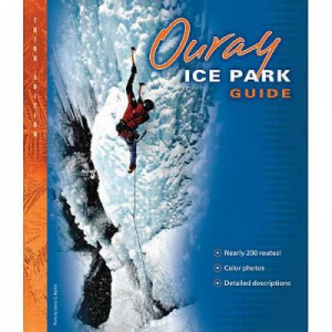 Anderson and Williams Ouray Ice Park Guide