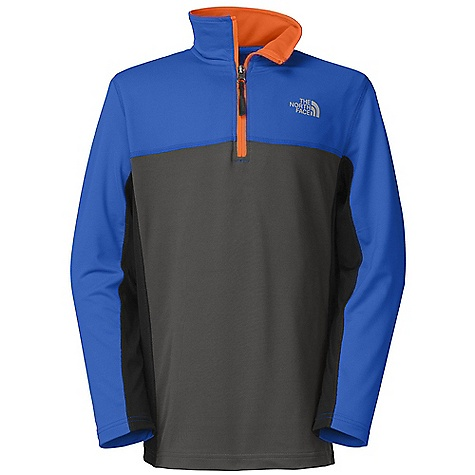 photo: The North Face Komit Performance 1/4 Zip long sleeve performance top