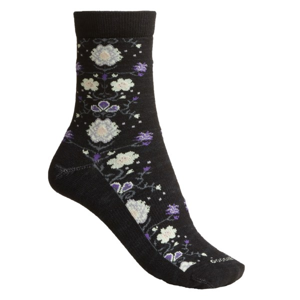 photo: Goodhew Needlepoint Socks hiking/backpacking sock
