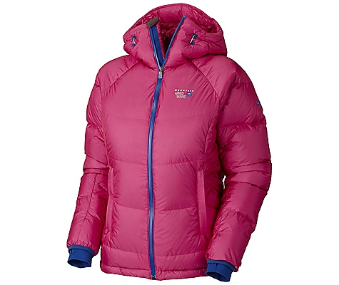 photo: Mountain Hardwear Women's Nilas Jacket down insulated jacket