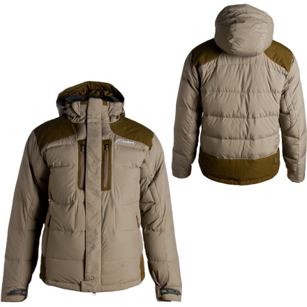 photo: Cloudveil Down Patrol Jacket down insulated jacket