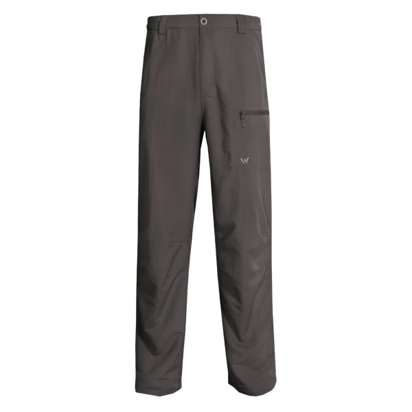 photo: White Sierra Wicking Comfort Fit Pants hiking pant