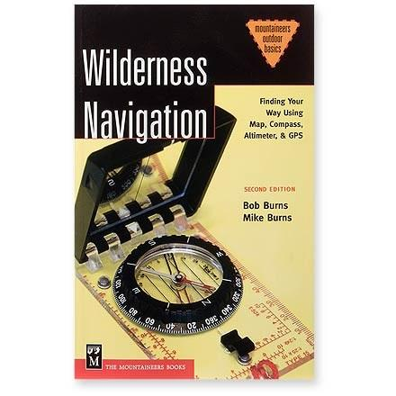 photo: The Mountaineers Books Wilderness Navigation camping/hiking/backpacking book