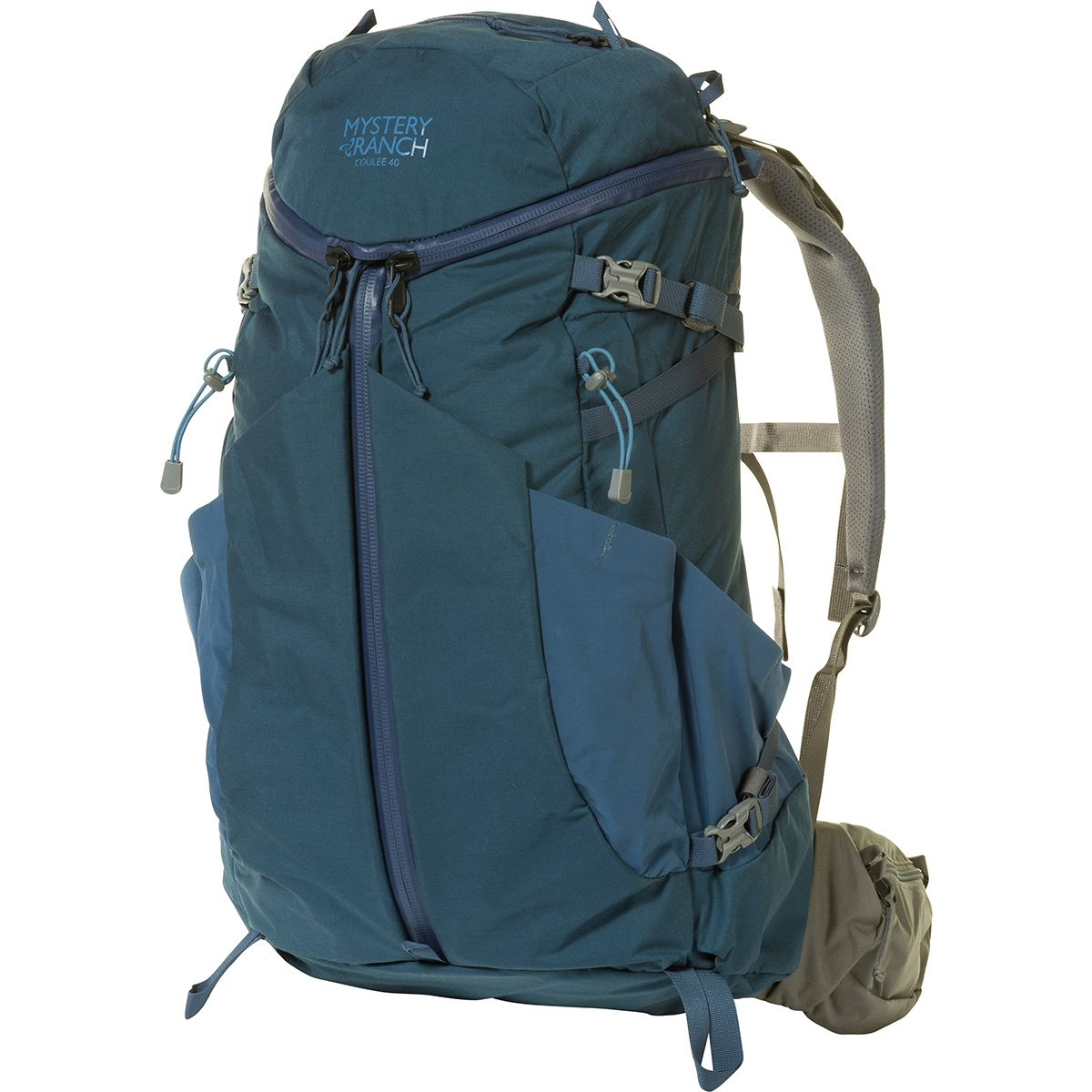 photo: Mystery Ranch Women's Coulee 40 overnight pack (35-49l)