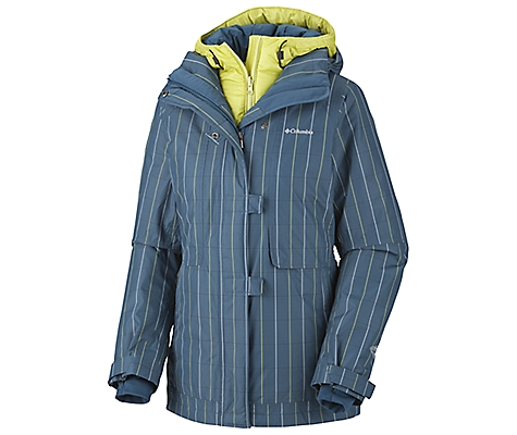 photo: Columbia Powder People Parka snowsport jacket