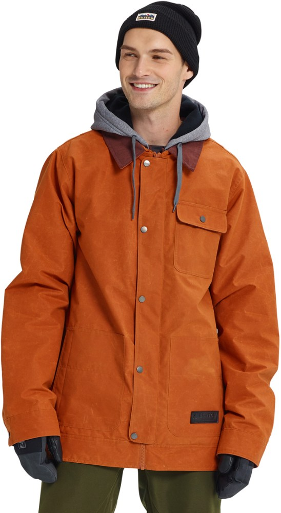 photo: Burton MB Dunmore Insulated Jacket snowsport jacket