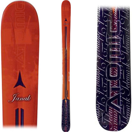 photo: Atomic Janak alpine touring/telemark ski