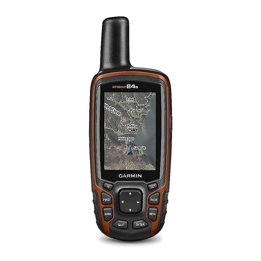 photo: Garmin GPSMap 64s handheld gps receiver