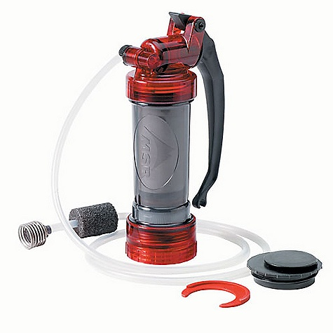 photo: MSR WaterWorks EX pump/gravity water filter
