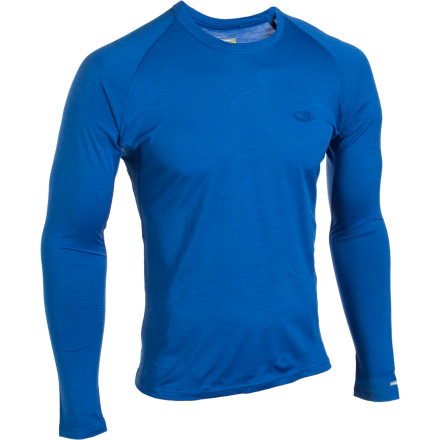 photo: Icebreaker Men's 150 Ultralite LS Atlas base layer top