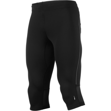 photo: Salomon Men's Trail IV 3/4 Tights performance pant/tight