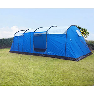 Peaktop 8 Man Big Tunnel Spider Family Group Camping Tent