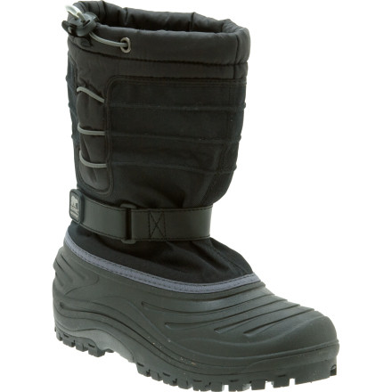 photo: Sorel Boys' Snow Trooper TP winter boot