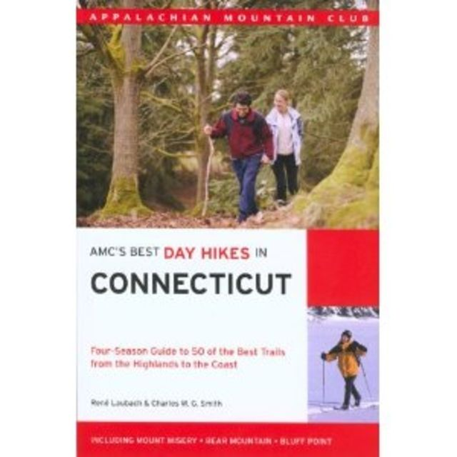 photo: Appalachian Mountain Club AMC's Best Day Hikes in Connecticut us northeast guidebook