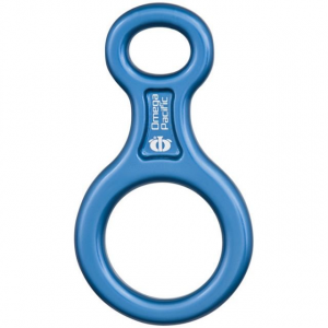 photo: Omega Pacific Figure 8 belay/rappel device