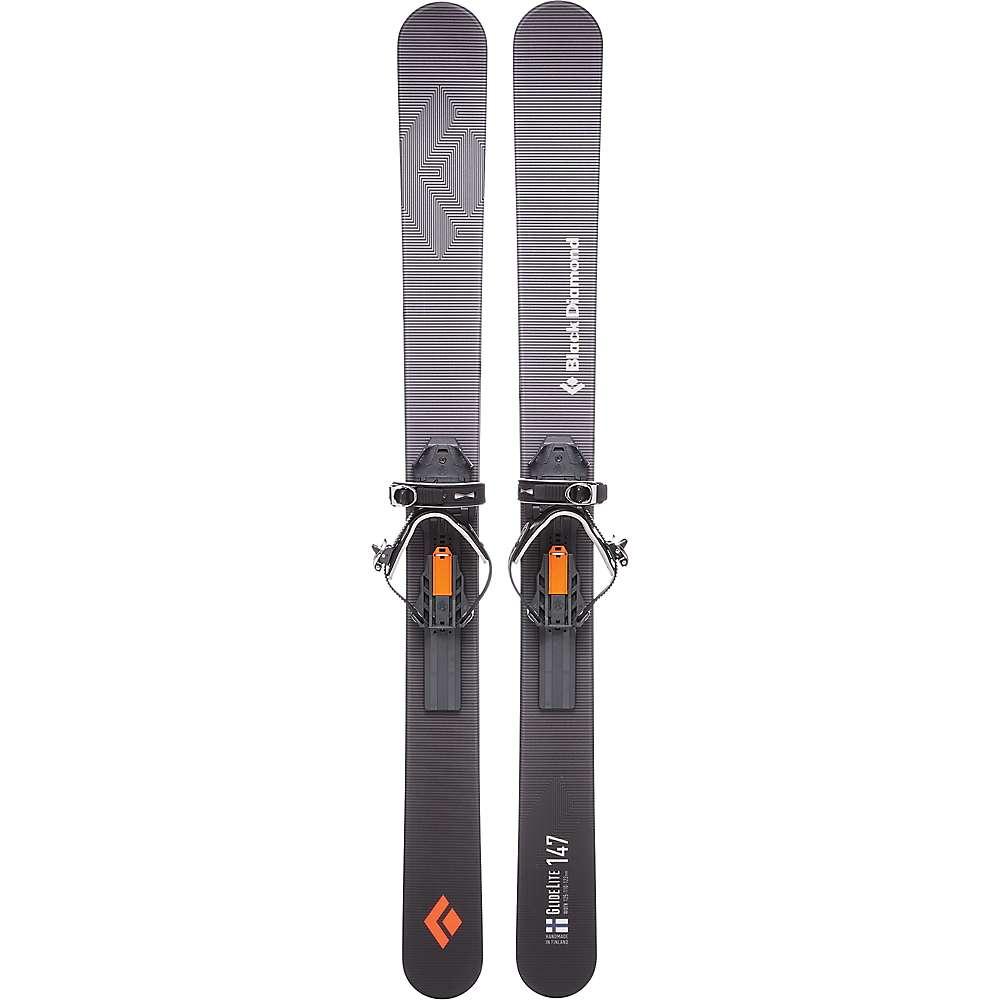 photo: Black Diamond GlideLite 127 Snow Trekkers alpine touring/telemark ski