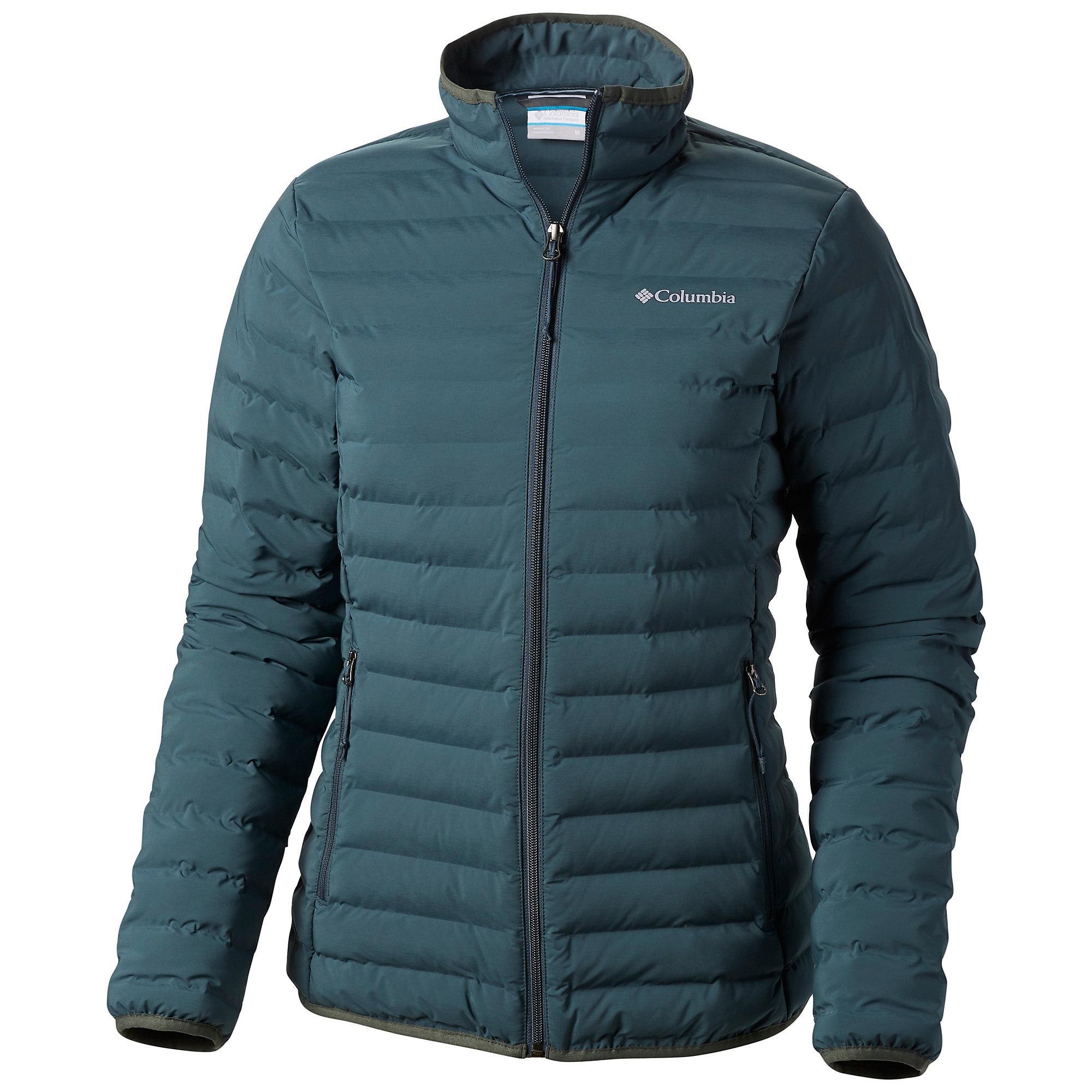 photo: Columbia Queensboro Bridge EXS Jacket synthetic insulated jacket