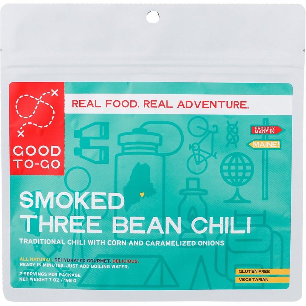 photo: Good To-Go Smoked Three Bean Chili vegetarian entrée