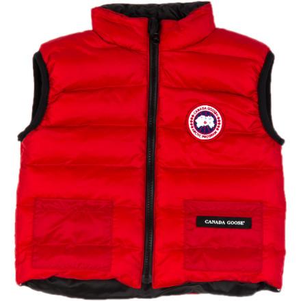 Canada Goose Reversible Down Vest