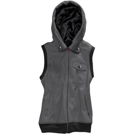 photo: Burton Star Vest fleece vest