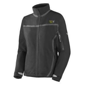 photo: Mountain Hardwear Women's Synchro Jacket soft shell jacket