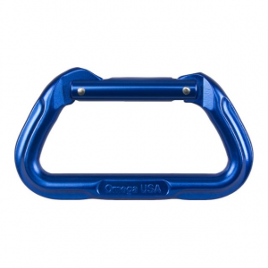 photo: Omega Pacific Standard D non-locking carabiner