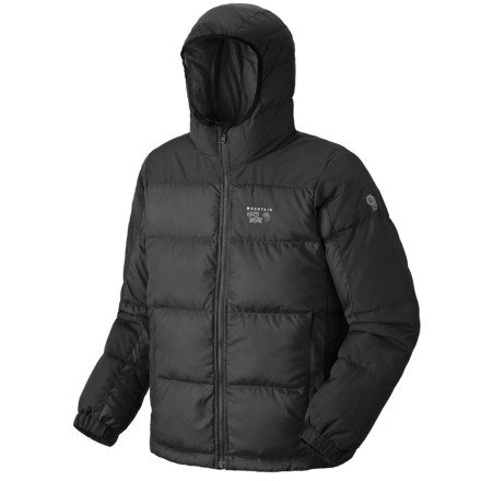 photo: Mountain Hardwear Boys' Hunker Down Jacket down insulated jacket