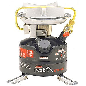 photo: Coleman Peak 1 Feather 400 liquid fuel stove