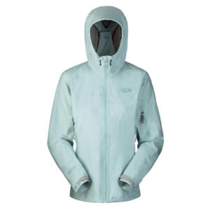 photo: Mountain Hardwear Silvretta Jacket waterproof jacket