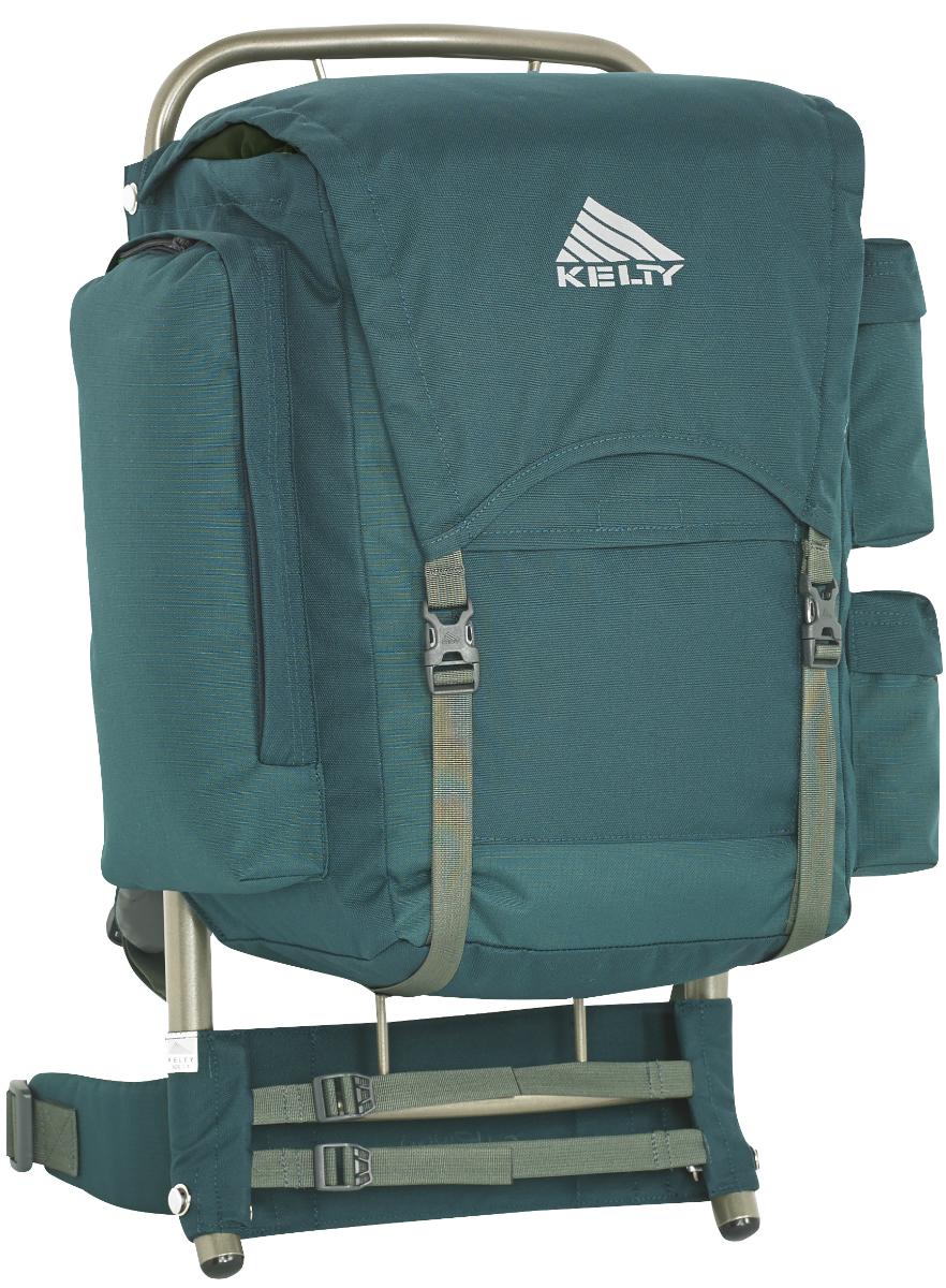 photo: Kelty Sanitas 34 external frame backpack