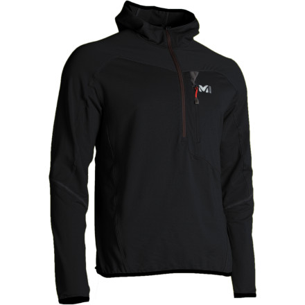 photo: Millet Prolighter Thermal Hoodie base layer top