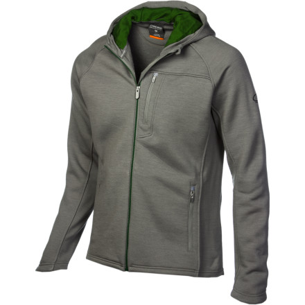 photo: Icebreaker Kodiak Hood fleece jacket