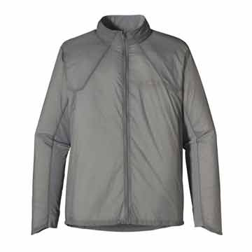 photo: Patagonia Men's Nine Trails Jacket wind shirt