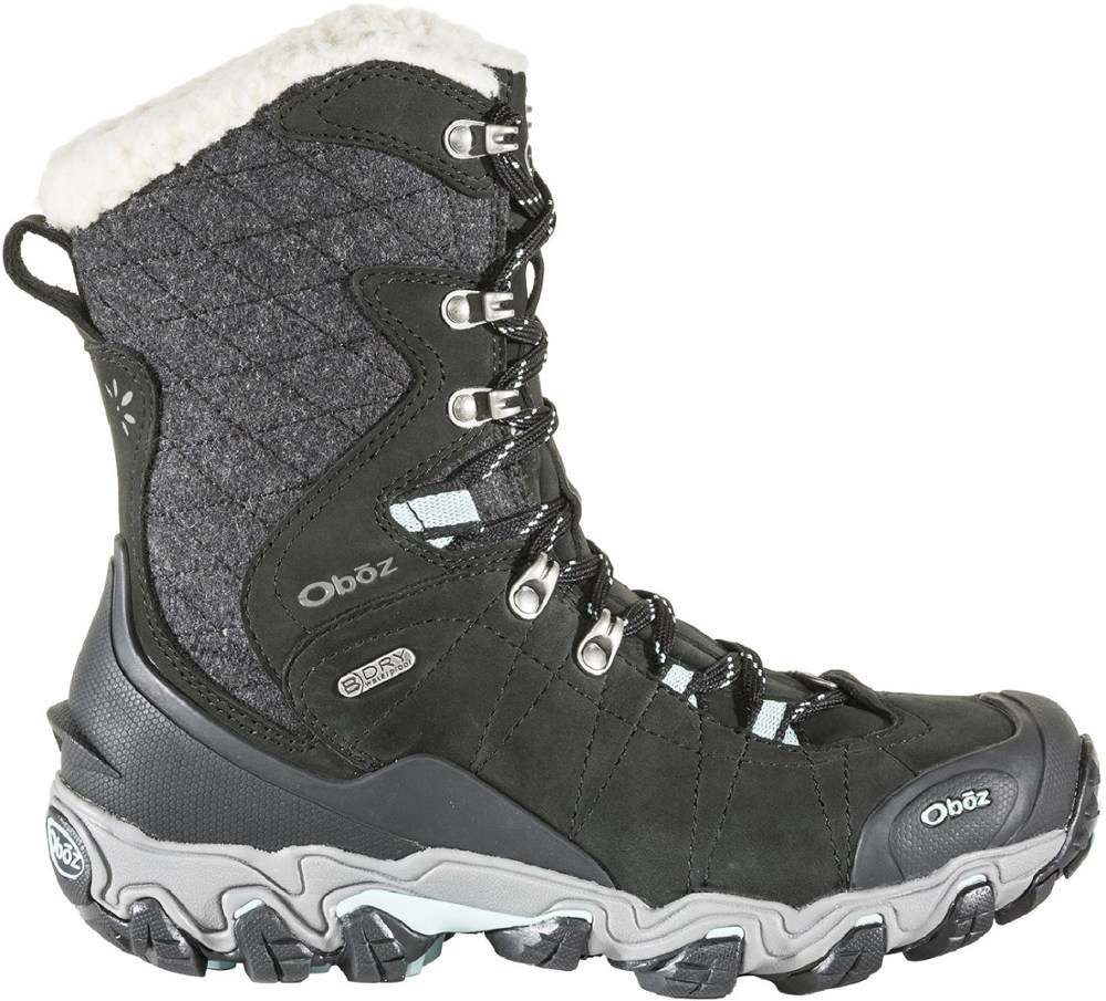 "photo: Oboz Bridger 9"" Insulated Waterproof winter boot"