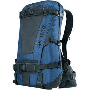 photo: Arc'teryx M20 daypack (under 2,000 cu in)