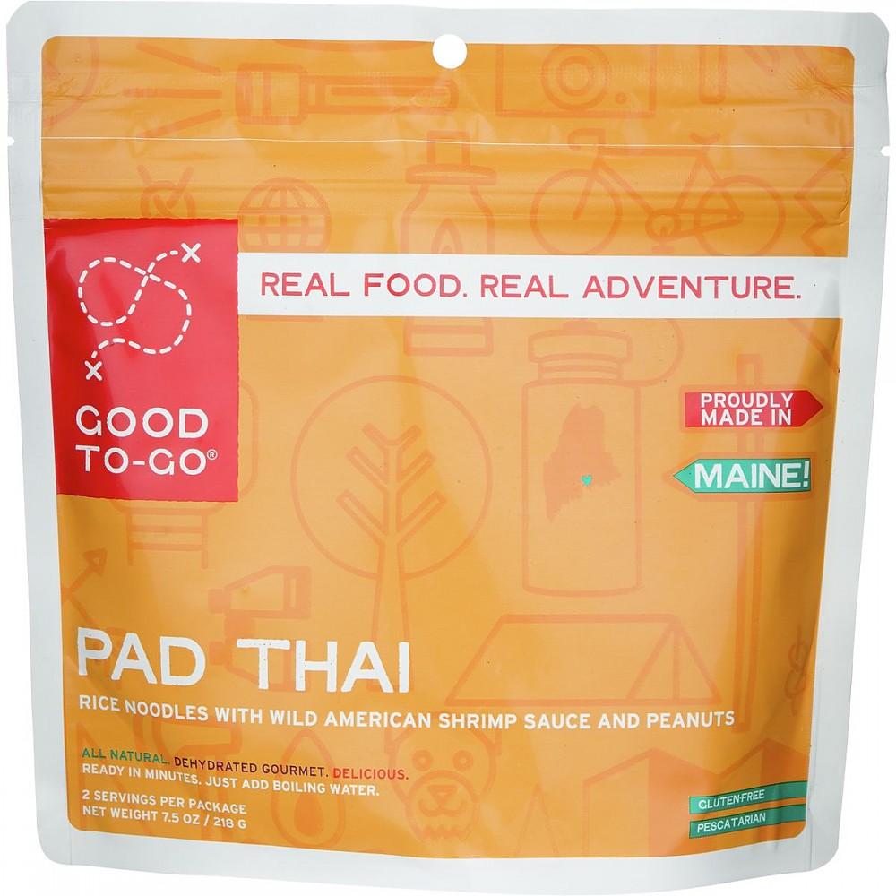 photo: Good To-Go Pad Thai entrée