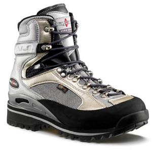 photo of a Kayland mountaineering boot